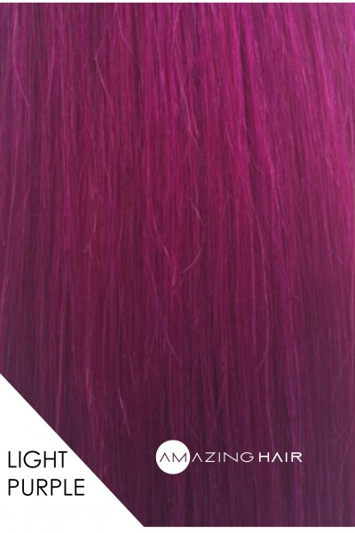 Light Purple Amazing Hair Swatch.
